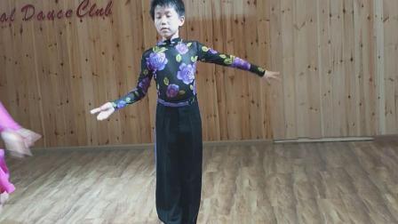 4月11号拉丁舞双人行礼动作1,2019年,北京奥林匹