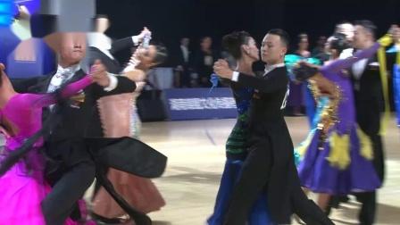 2019年中国体育舞蹈公开系列赛(武汉站)A组S第