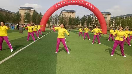 2019.4.27在杭后体育公园表演
