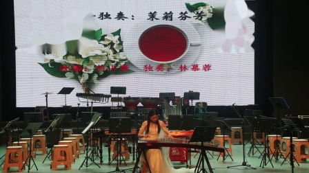茉莉芬芳-《美好江苏》民族音乐会