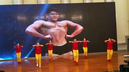 山西省首届最美社会体育指导员电视大赛复赛彩