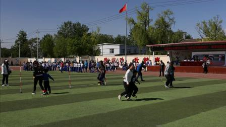 昌平区城南中心小学春季运动会