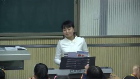 三年级音乐下册歌曲《嘹亮歌声》陕西
