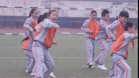 小学五年级体育与健康武术 第一课时 少年拳-小