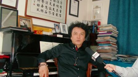 中国音乐影响力人物 张天甫的高音与高处
