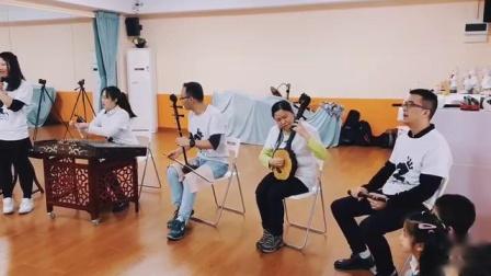 2019.5.8 广东音乐体验活动(思媛幼儿园)