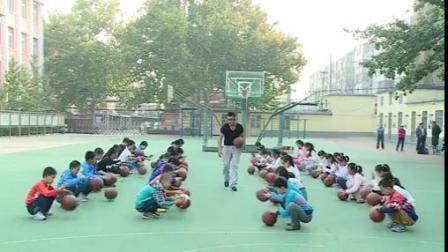 篮球(2)-小学体育优质课(2018)