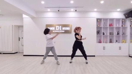 work it爵士舞网络热门舞蹈青岛帝一
