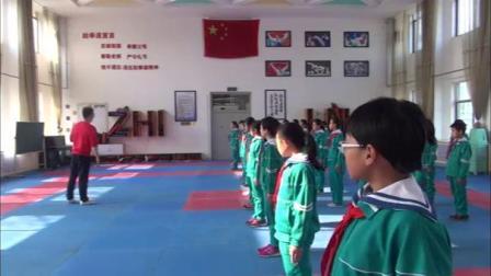 健美操基本步伐的练习-小学体育优质课(2018)