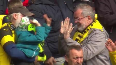 「集锦」德甲-普利西奇破门格策补时进球 多特3-2杜塞尔多夫 落后拜仁2分