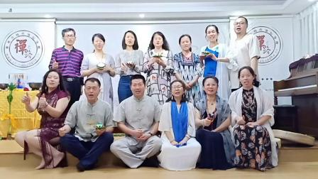 禅之路上玩音乐20190516-华文国学馆。