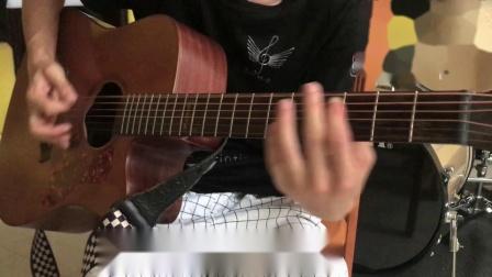 《潇洒走一回》吉他弹唱(改编) 吉他:覃帅帅