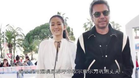 53岁巩俐被曝已与音乐家男友结婚,二人戛纳同框