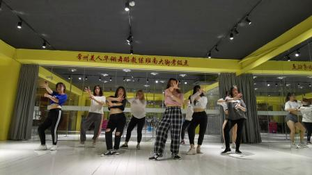 2019暑假就去南大街华翎学网红抖音舞蹈