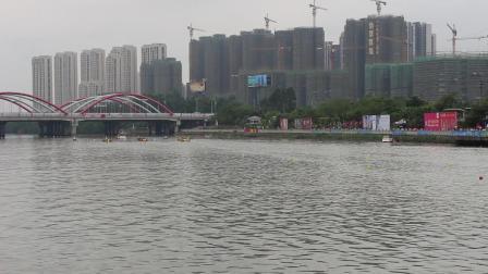 2019沥桂杯龙舟赛 初赛第18组  雅瑶大亨  沥北坎头