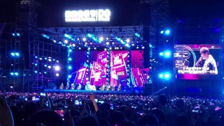 20190526北京麦田音乐节周杰伦下