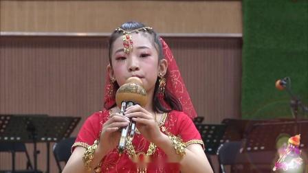 """温县第二实验小学""""丝竹之韵""""葫芦丝音乐会"""