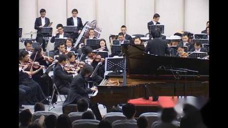 陈杨音乐会 拉赫玛尼诺夫· 帕格尼尼主题狂想曲