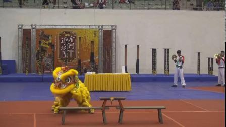 2017金门迎城隍狮王争霸赛传统南狮新加坡艺威体