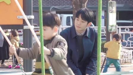 春夜0523 第34集花絮 中字 丁海寅韩志旼