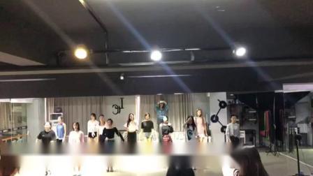 立晨舞蹈培训 合肥成人爵士舞 古典舞 零基础钢