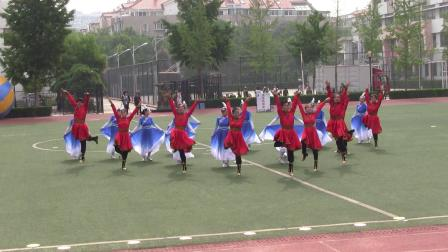 亦庄镇19年全民健身体育节开幕式-红星舞团开场