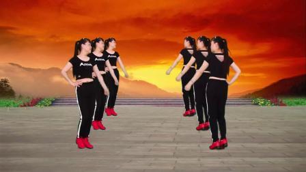 精选正能量广场舞《爱情的力量》音乐动感舞步