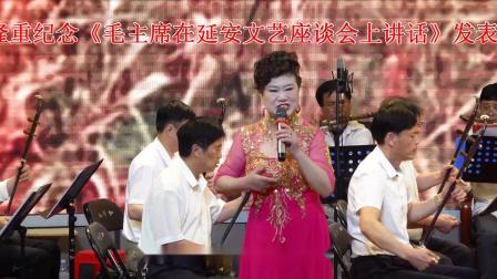 仙桃知音乐团杨四芬唱《沙湖情》