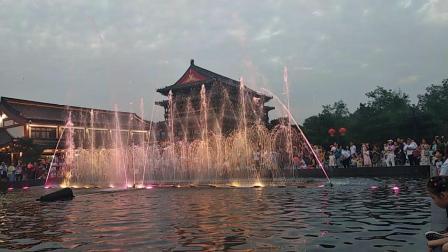 端午节190606-09西安鼓楼音乐喷泉03