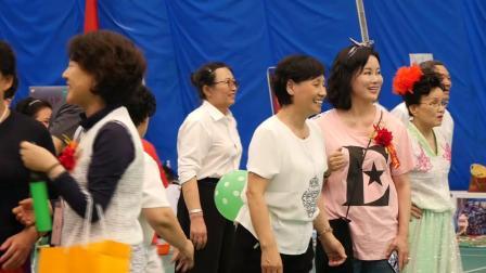 【体育活动】迎接建国七十周年天津市朝鲜族老