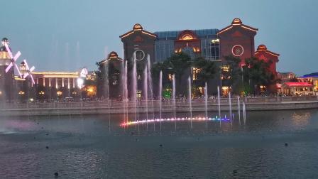 飞马水城 音乐喷泉5