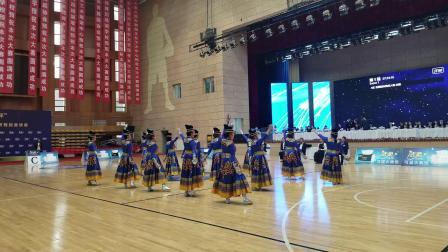 格念丹巴舞蹈艺术团2019中国洁柔杯,民族魂,中