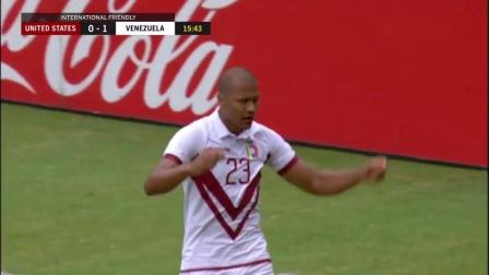 乐鱼体育-国际足坛精彩时刻 委内瑞拉半场三球震