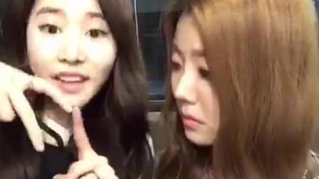 【一起Cha Cha】Melody Day 车熙 VLOG 车熙的搞笑视频