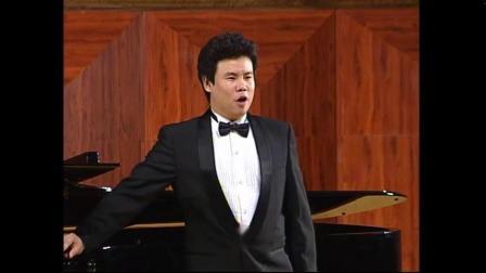 杨阳《我的心灵已充满希望》罗西尼歌剧《塞米