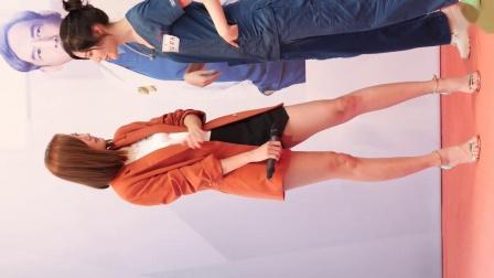 朱智賢   - 熱褲美腿 @ 《白色強人》劇集宣傳活動 ( )