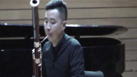 哈师大举办浙江音乐学院室内乐专场音乐会之一
