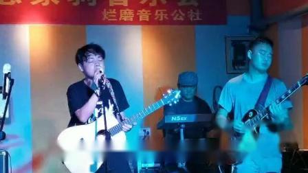 钟文星的《旧日的足迹》1~变态鼓手文锅~六月