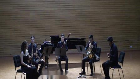 哈师大举办浙江音乐学院室内乐专场音乐会之五