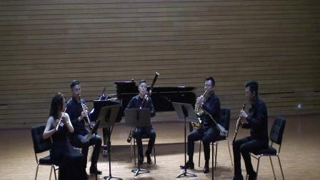 哈师大举办浙江音乐学院室内乐专场音乐会之六