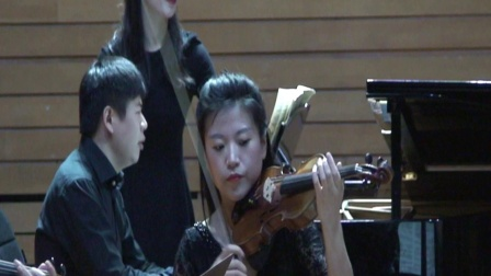 哈师大举办浙江音乐学院室内乐专场音乐会之七