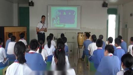 花城版小学五年级音乐下册第9课家(二)——莫