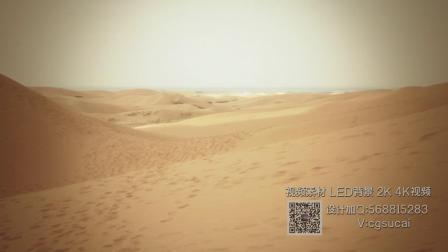 s257 高清实拍沙漠实拍素材风沙隔壁大沙漠视频素