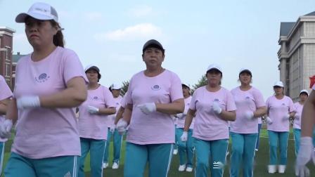 兰西县第58届体育运动大会颜河街道天鸿国际健身