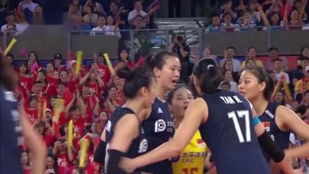 中国女排0-3美国女排,竞技体育有输有赢,继续