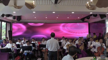 器乐合奏 采茶舞曲 广州四海艺术团乐队
