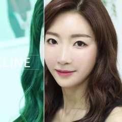 韩国FACELINE菲斯莱茵双鄂手术案例模特写真花絮!