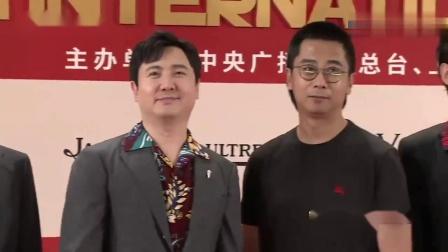 上海国际电影节:《光天化日》亮相红毯,沈腾