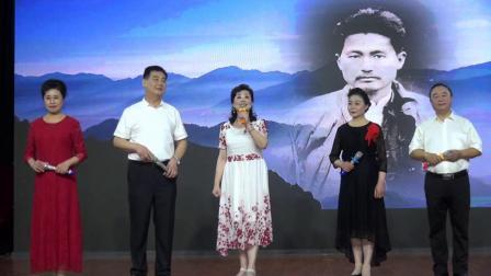 我和我的祖国南阳市离退休干部第二届文化艺术节演出节目朗诵《可爱的中国》