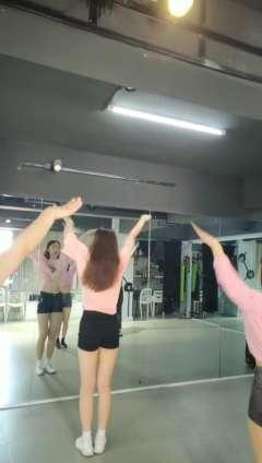 合肥立晨舞蹈 零基础 成人专业培训 爵士舞 钢管